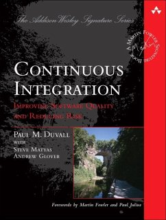 Continuous Integration - Duvall, Paul
