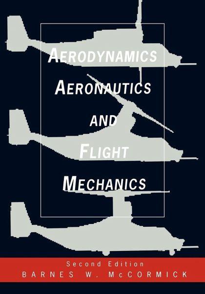 aerodynamics aeronautics and flight mechanics mccormick pdf