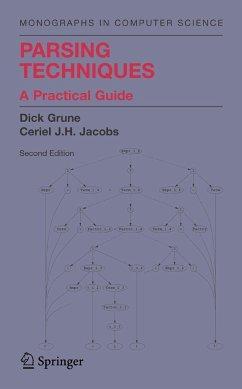 Parsing Techniques - Grune, Dick;Jacobs, Ceriel J.H.