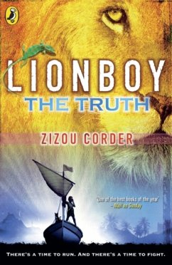 Lionboy: The Truth - Corder, Zizou