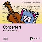 Concerto, 1 Audio-CD