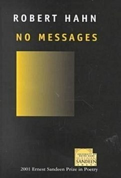 No Messages - Hahn, Robert