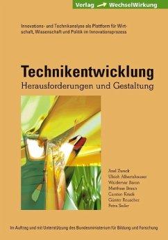 Technikentwicklung - Zweck, Axel Albertshauser, Ulrich Braun, Matthias Krück, Carsten Reuscher, Günter Seiler, Petra
