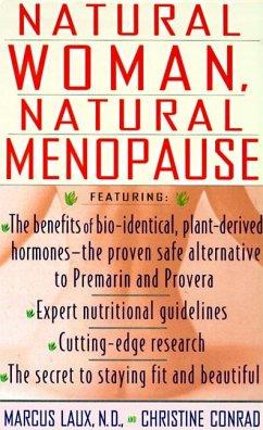 Natural Woman, Natural Menopause - Laux, Marcus