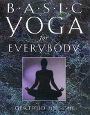 Basic Yoga for Everybody: Kit: 84 Cards with Accompanying Handbook [With 84 Color-Coded Cards]