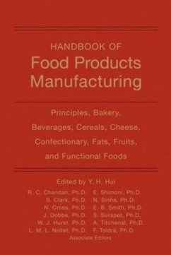 Handbook of Food Products Manufacturing - Hui, Y. H.