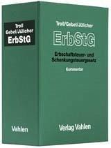 Erbschaftsteuer- und Schenkungsteuergesetz (ohn...