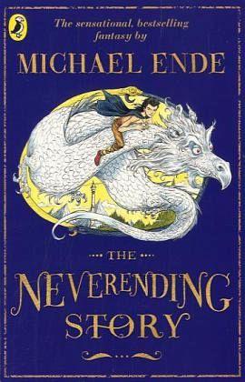The Neverending Story\Die unendliche Geschichte, englische Ausgabe - Ende, Michael