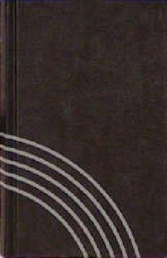Evangelisches Gesangbuch, Ausgabe für die Evangelische Landeskirche Anhalts u. a., Taschenformat, schwarz