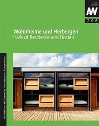 Wohnheime und Herbergen. Halls of Residence and Hostels