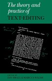 The Theory and Practice of Text-Editing