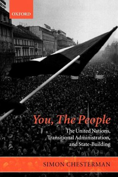 You, the People - Chesterman, Simon