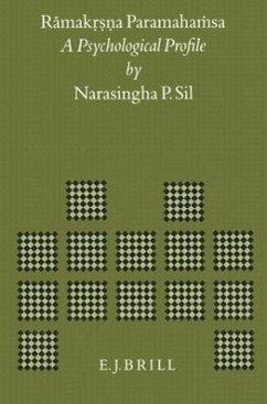 Ramakrsna Paramahamsa: A Psychological Profile - Sil, Narasingha Prosad