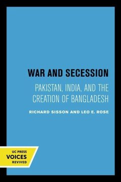 War and Secession - Sisson, Richard; Rose, Leo E.