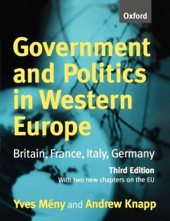 Government and Politics in Western Europe - Meny, Yves Knapp, Andrew M?ny, Yves