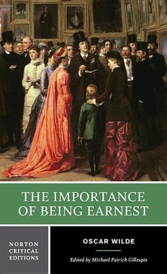 The Importance of Being Earnest - Wilde, Oscar