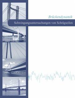 Brückendynamik - Schwingungsuntersuchungen von Schrägseilen - Geier, Roman