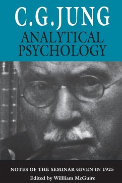 Analytical Psychology - Jung, C. G.