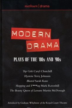 Modern Drama: Plays of the ´80s and ´90s