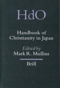 Handbook of Christianity in Japan