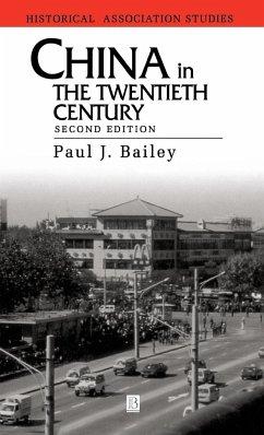 China in 20th Century 2e - Bailey
