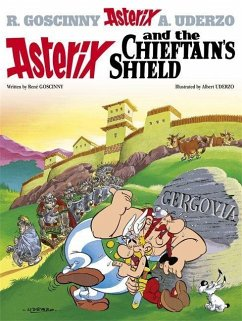 Asterix: Asterix and the Chieftain's Shield - Goscinny, Rene