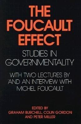 The foucault effect essays on governmentality