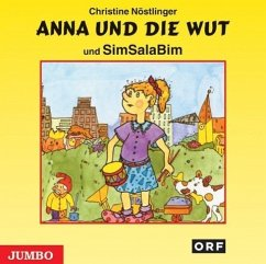 Anna und die Wut. CD - Nöstlinger, Christine