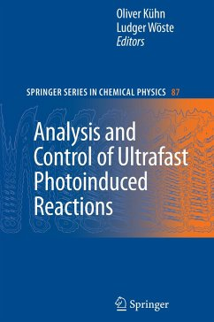 Analysis and Control of Ultrafast Photoinduced Reactions - Kühn, Oliver / Wöste, Ludger (eds.)
