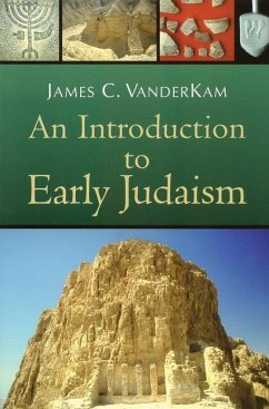 An Introduction to Early Judaism - Vanderkam, James C.