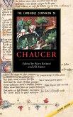 The Cambridge Companion to Chaucer