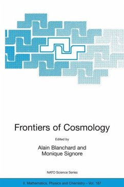 Frontiers of Cosmology - Blanchard, Alain / Signore, Monique (eds.)