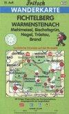 Fritsch Karte - Fichtelberg, Warmensteinach