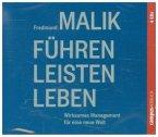 Führen, Leisten, Leben, 4 Audio-CDs