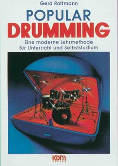 Popular Drumming - Rottmann, Gerd