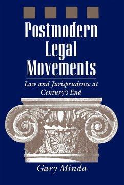 Postmodern Legal Movements - Minda, Gary