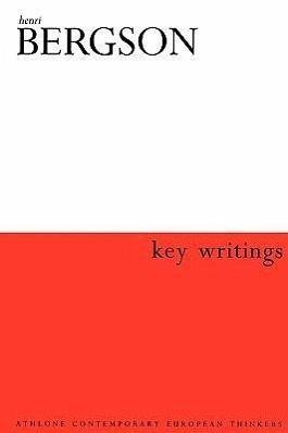 bergson duration essay