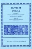 Homer Opera Vol. III. Odyssey (Books I-XII)
