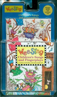 Wee Sing Children's Songs and Fingerplays with CD (Audio) - Beall, Pamela Conn; Nipp, Susan Hagen