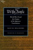 We, the Japanese People: World War II and the Origins of the Japanese Constitution