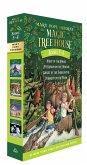The Magic Tree House Books 05-08