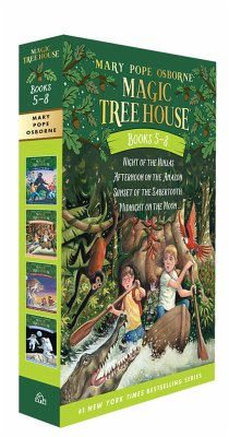 The Magic Tree House Books 05-08 - Osborne, Mary Pope