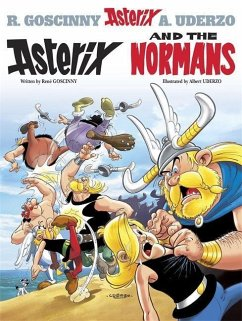 Asterix: Asterix and the Normans - Goscinny, Rene