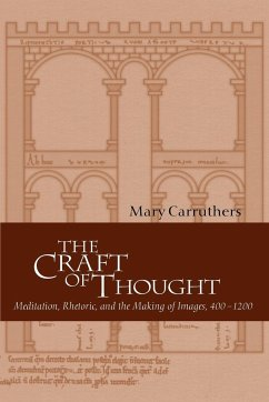 The Craft of Thought - Carruthers, Mary J.; Mary, Carruthers