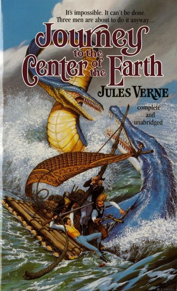 an analysis of a science fiction book a journey to the center of the earth by jules verne Much more accurate english translations of verne's journey to the center of the earth include  journey to the centre of the earth  science fiction.