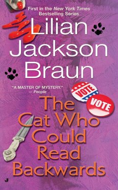 The Cat Who Could Read Backwards - Braun, Lilian Jackson