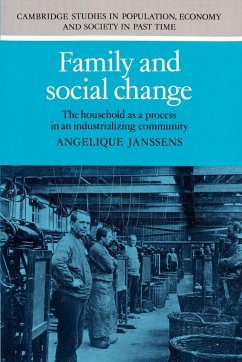 Family and Social Change - Janssens, Angelique