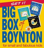 Big Box of Boynton Set 1!: Barnyard Dance! Pajama Time! Oh My Oh My Oh Dinosaurs!
