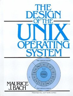 The Design of the Unix Operating System - Bach, Maurice