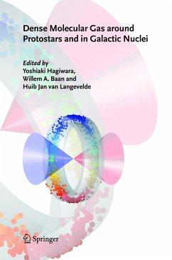 Dense Molecular Gas around Protostars and in Galactic Nuclei - Hagiwara, Yoshiaki / Baan, Willem A. / Langevelde, Huib J. van (eds.)